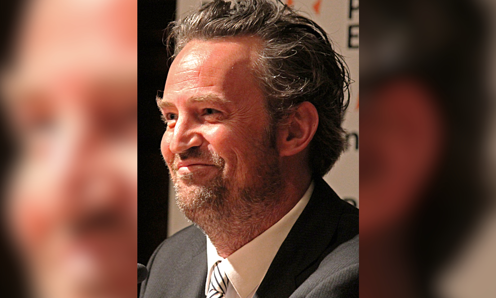 Matthew Perry Jokingly Reacts To Being Called 'Dishevelled'