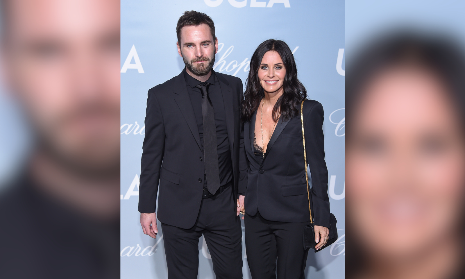 Courteney Cox Sends Boyfriend A Cheeky Birthday Message — unCrazed