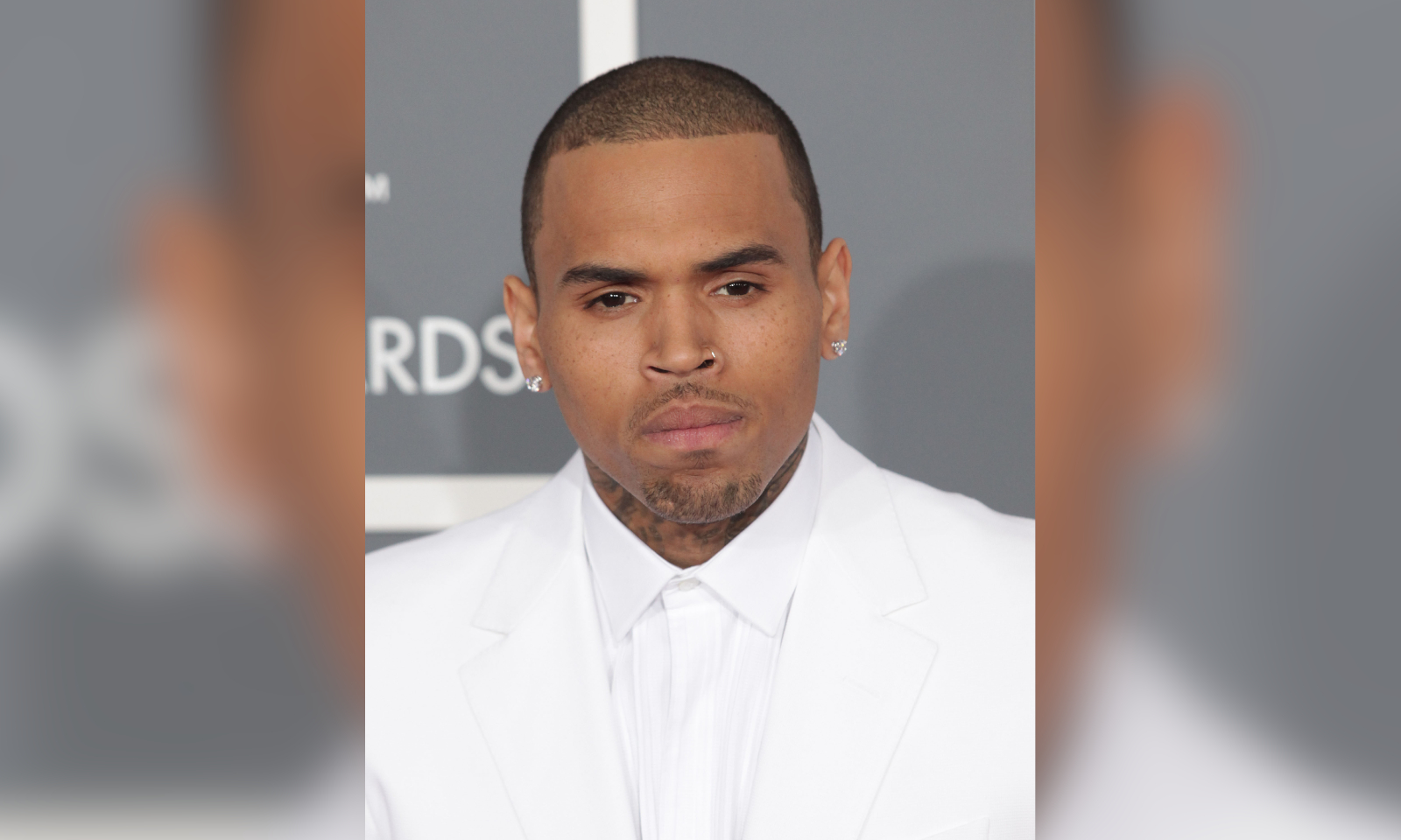 Chris Brown Florida Battery Charge Dropped