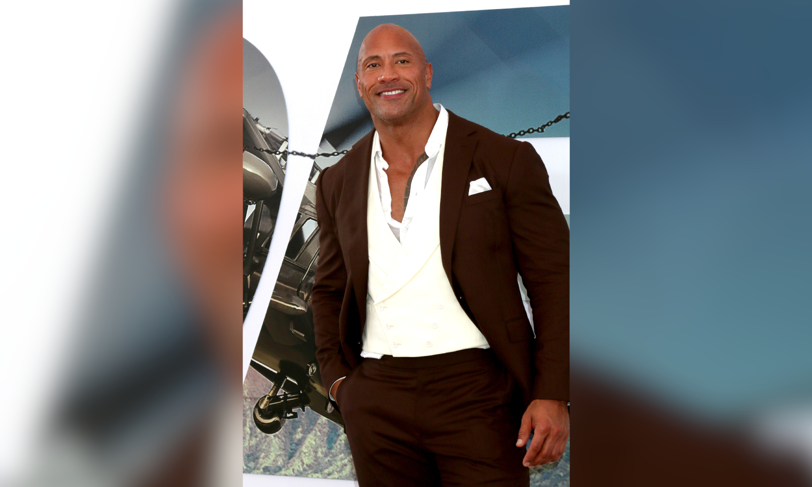 Dwayne Johnson: Forbes No. 1 Highest Paid Male Actor