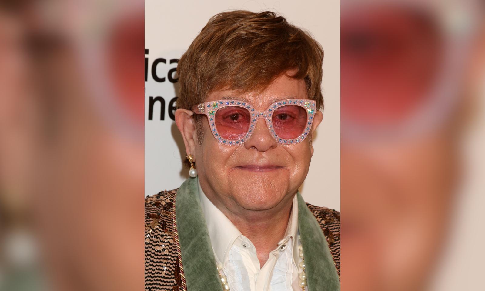 Elton John Slams Media Over Royal Family Coverage