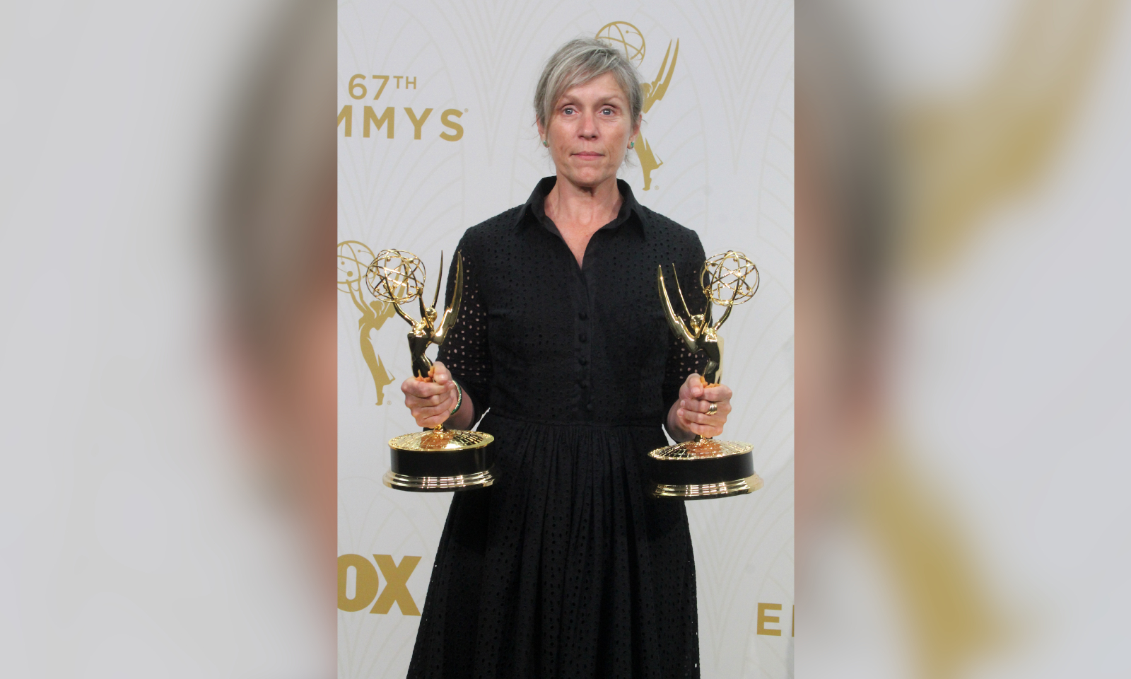 Frances McDormand: Oscar Thief Charges Dropped