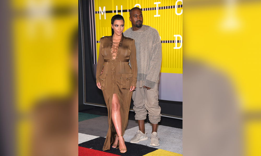 Kanye West Created Hologram Of Kim Kardashian's Father For Her 40th Birthday