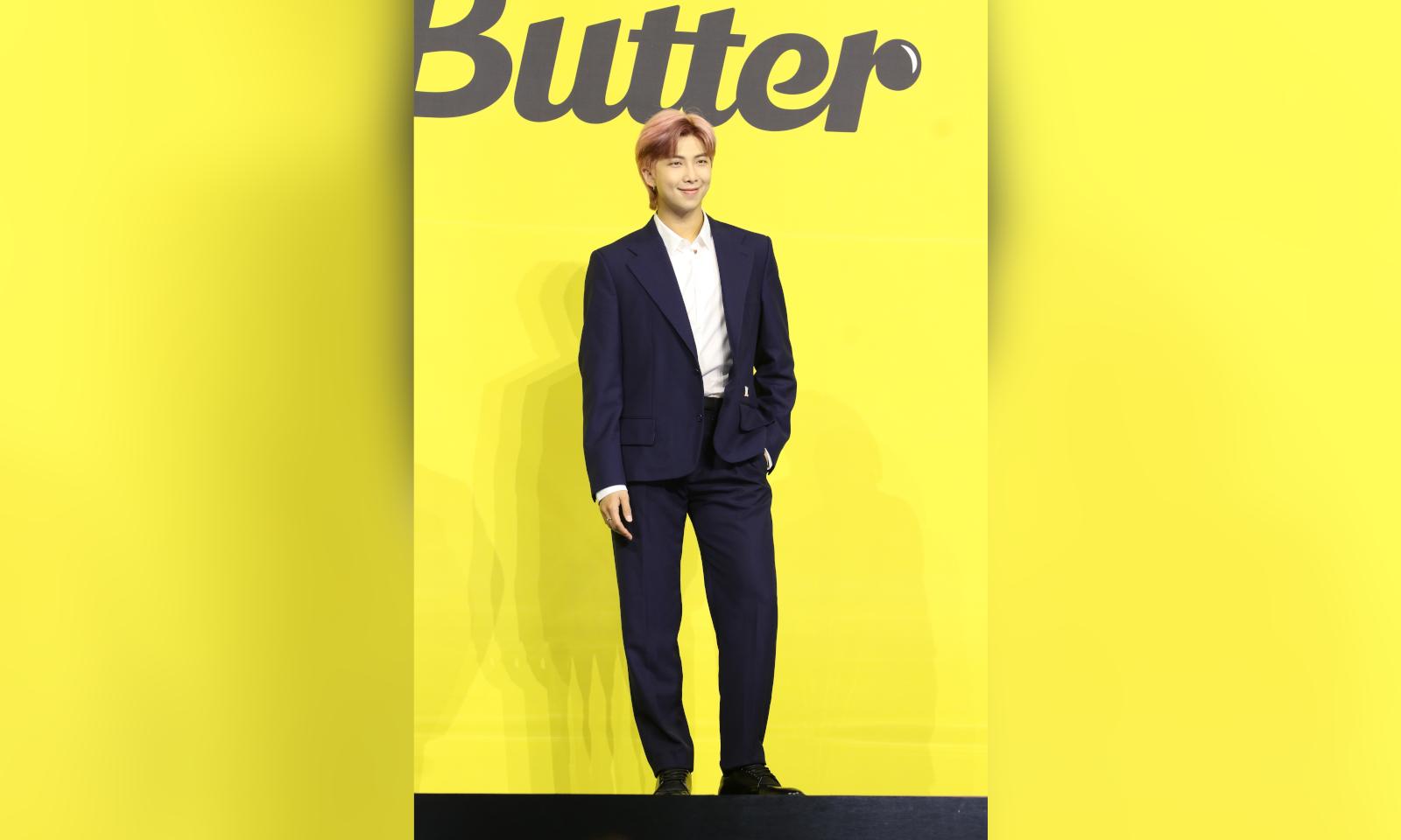BTS Member RM